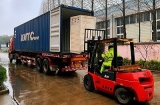 Whole Pharmaceutical Assembly Line Equipments Have Been Delivered