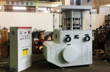 ZPS100-10D Tablet Press Is Under Testing and Ready To Hand Over To Sinopec