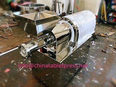 SETS-100 Screw Extrusion Granulator