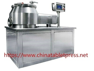 GHLS-150 Wet Type Mixing Granulator