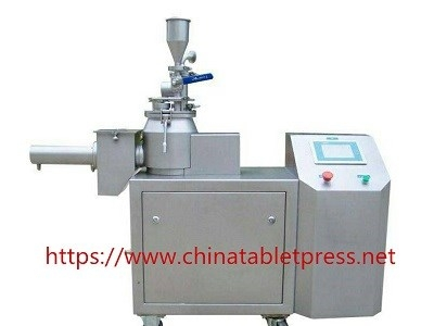 GHLS-50 Wet Type Mixing Granulator