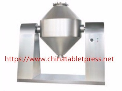 SZGS-0.1 Double-tapered Rotary Vacuum Dryer
